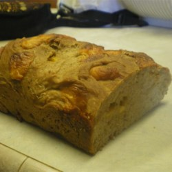 Una's Cheddar Beer Bread (bread machine dough cycle)