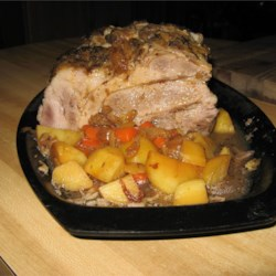 Czech Roast Pork Recipe