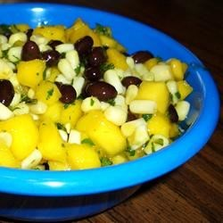 Photo of Mango Salsa with Corn and Black Beans by Jose Napoleon Cuasay Artiaga I