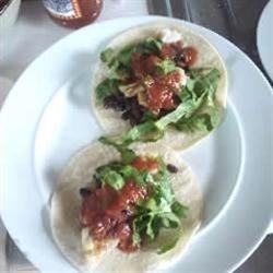 Easy Fish Taco