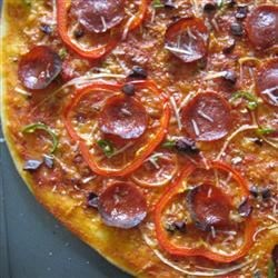 Photo of Premium Pizza Crust by NANDITA