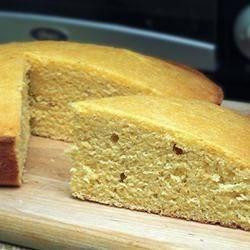 """Grandmother's Buttermilk Cornbread"""