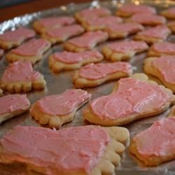Betty's Sugar Cookies Recipe