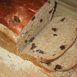 Cinnamon Bread II Recipe