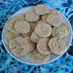 Photo of Robin's Peanut Butter Cookies by JACQUA