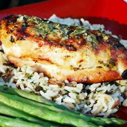 Rosemary Lemon Grilled Chicken Recipe