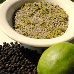 Lime Pepper Recipe