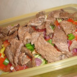 Steak Salad II Recipe