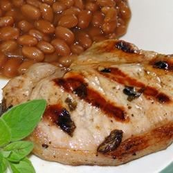 Chesapeake Bay Pork Chops