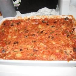 Photo of Gnocchi with Cherry Tomato Sauce by Laura N