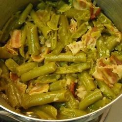 Easy Homestyle Green Beans Recipe