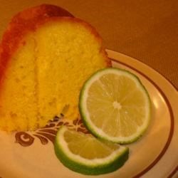 Photo of Key Lime Rum Cake by GMUCHEFWHIT