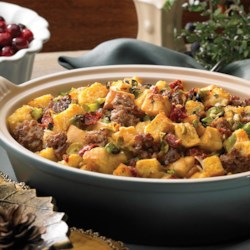 All Natural Ground Italian Sausage Stuffing