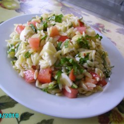 Fresh Mozzarella Pasta Salad Recipe