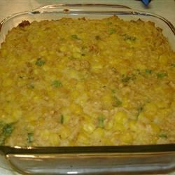 Scalloped Corn III Recipe