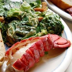 Lobster Tails Steamed in Beer Recipe