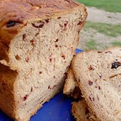 Photo of Cinnamon Cranraisin Bread by Tammy