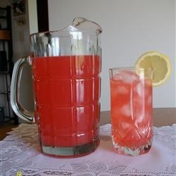 Photo of Old-Fashioned Pink Lemonade by Tonni Padgett