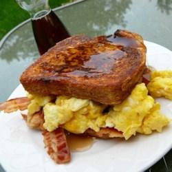 maple french toast sandwich printer friendly