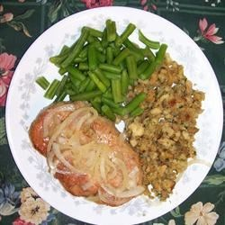 Photo of Rosemary Sherry Pork Chops by STACEYO