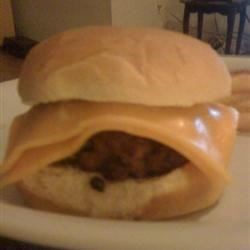 Monica's Louisiana Burger : )