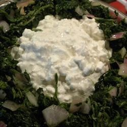 Ethiopian Spiced Cottage Cheese