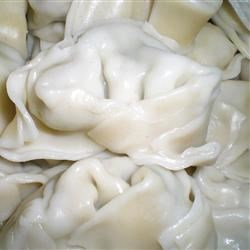 Photo of Wontons for Wonton Noodle Soup by CWYC
