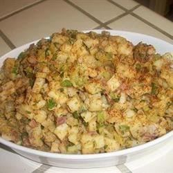 Mayo-Free Potato Salad   Recipe