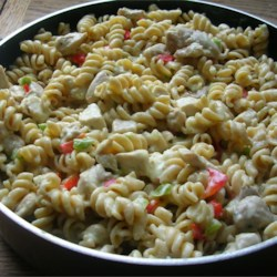 Chicken Rotini Stovetop Casserole Recipe