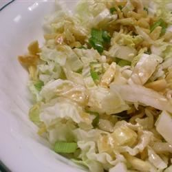 Chinese Napa Cabbage Salad Recipe