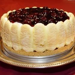 Photo of Ladyfinger Cheesecake by Mrs. Cifaloglio