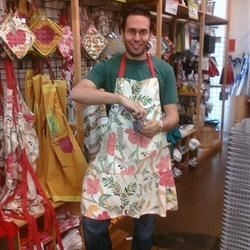 Funny Apron from World Market