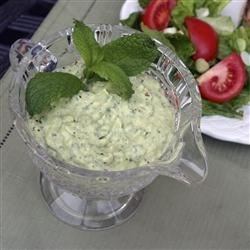 Image of Avocado Tzatziki, AllRecipes
