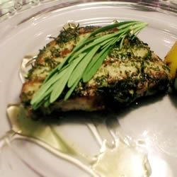 Lavender Pork Steaks Recipe