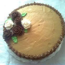 my DIY birthday cake