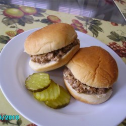 Slider-Style Mini Burgers  Recipe