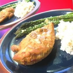 Honey-Mustard Baked Chicken