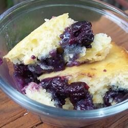 Cape Breton Blueberry Grunt Recipe