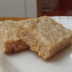 White Brownies