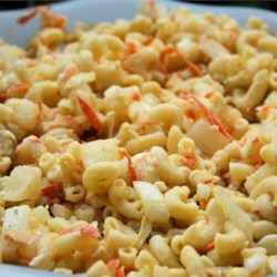 Hawaiian Mac Salad Recipe