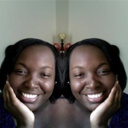 A Mirror image of myself