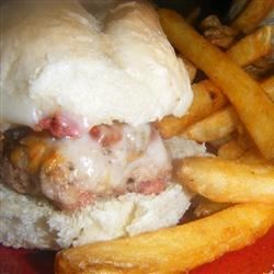 Photo of Turkey Sliders with Sauteed Onions and Bacon by Joshua Alan Burgin I