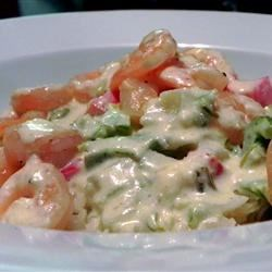 Photo of Camarones con Crema (Mexican Shrimp in Cream) by Sherbear1