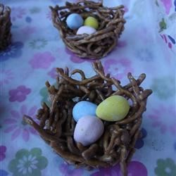 Bird Nests for Easter