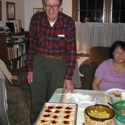 Grandpa's Version of the Cherry Cake