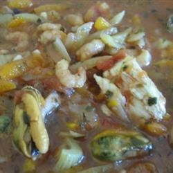 Southern California Cioppino Recipe