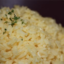 Burnt Butter Rice Recipe
