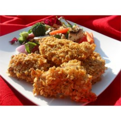 Crunchy Chicken Fingers Recipe