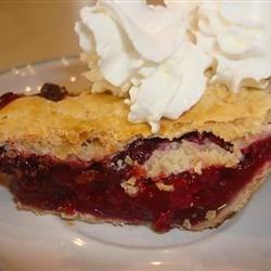 Photo of Blackberry-Chocolate Chip Pie by JMVICECREAM
