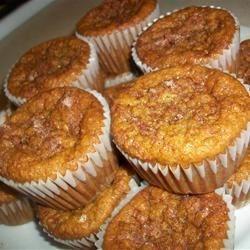 Graham Cracker Muffins